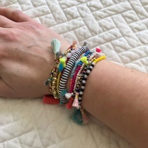 Bauble Bar Bracelets